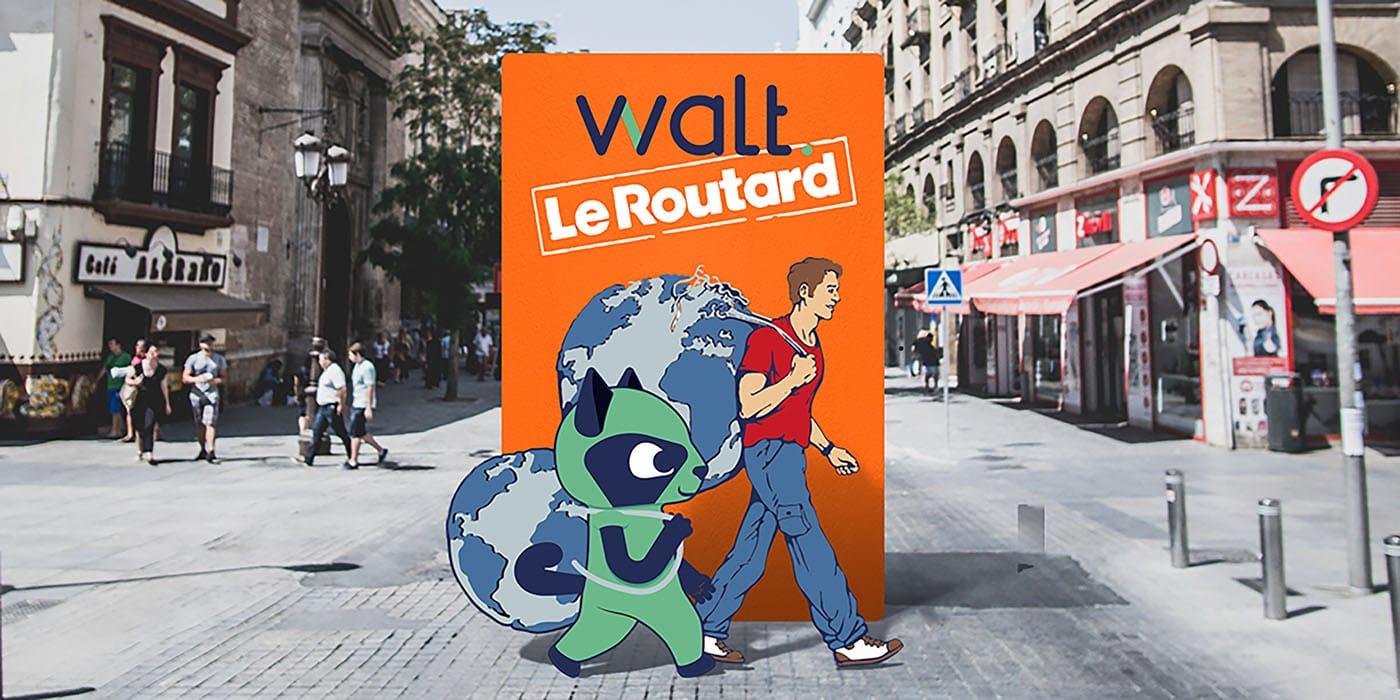 2i Tech Academy rejoint la communauté Walt et est référencée dans le Guide du Routard de l'alternance