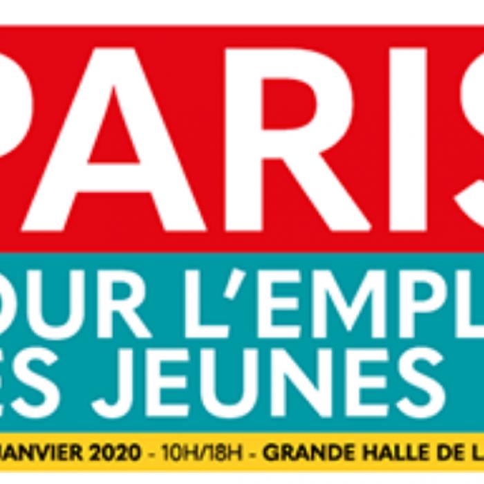 Paris pour l'emploi des jeunes 2020